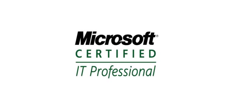 MCITP Certification